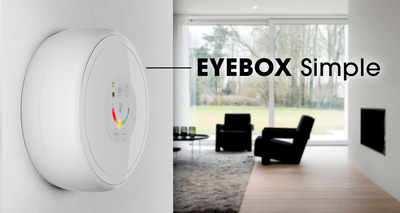 The EYEBOX series has been expanded with the new EYEBOX SIMPLE line.
