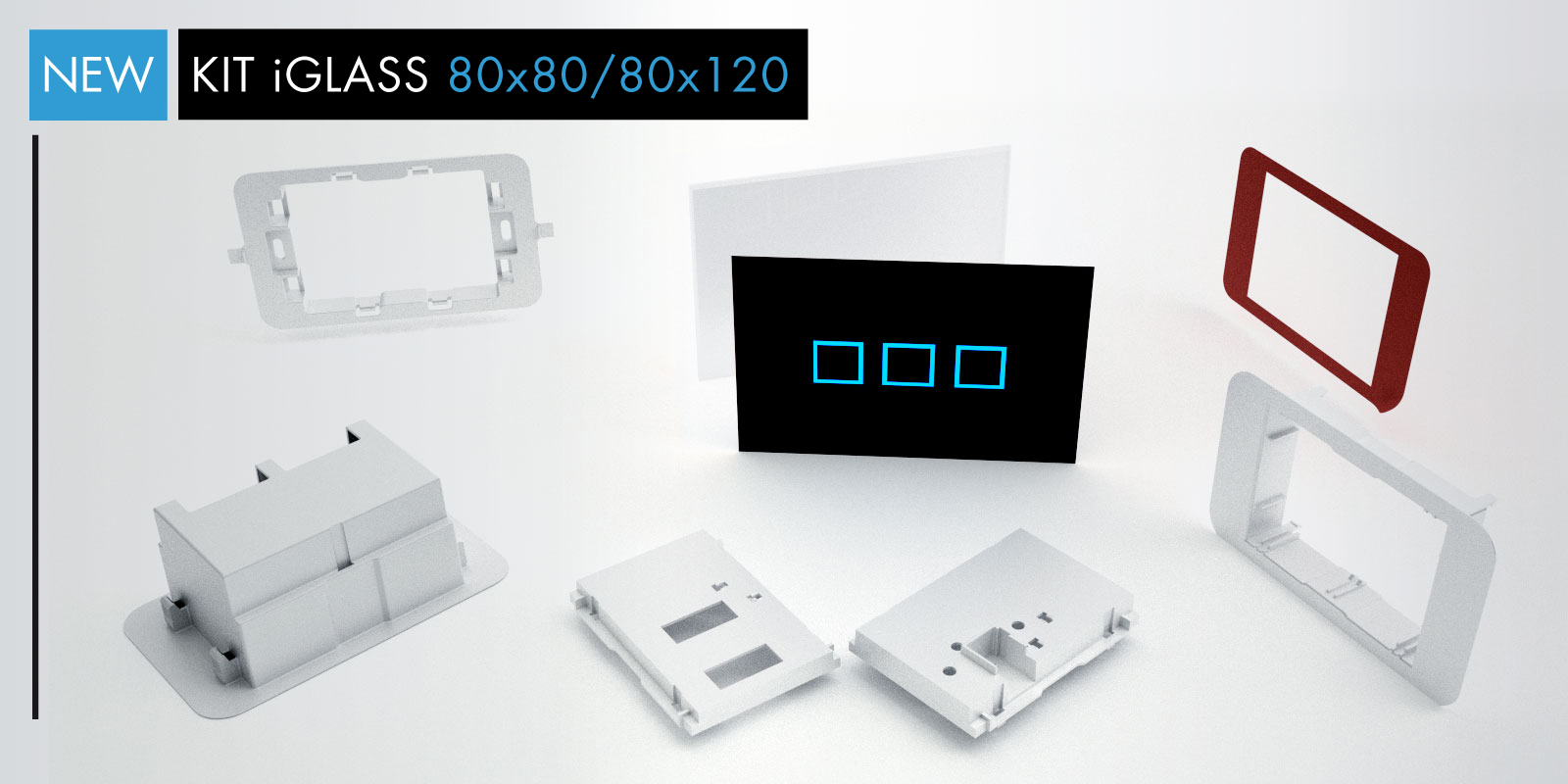 iGLASS NEW LINE OF ENCLOSURES