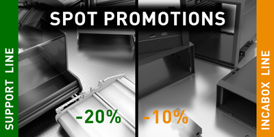ITALTRONIC: NEW PROMOTIONS ACTIVE FROM TODAY AND FOR ALL THE 2016 AND IDENTIFIED WITH THE FOLLOWING CODE: IX7ST701!