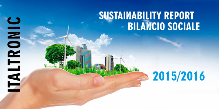 ITALTRONIC. For sustainable development.