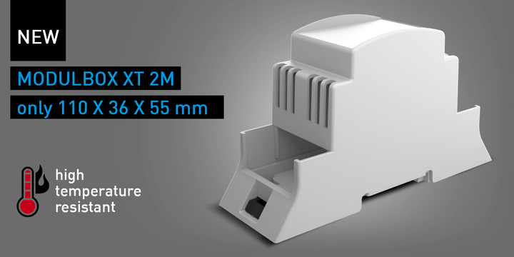 SMALL MODULBOX XT 2M ENCLOSURE