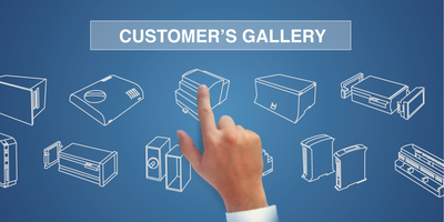 New project ITALTRONIC customer's gallery