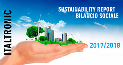 ITALTRONIC for sustainable development.