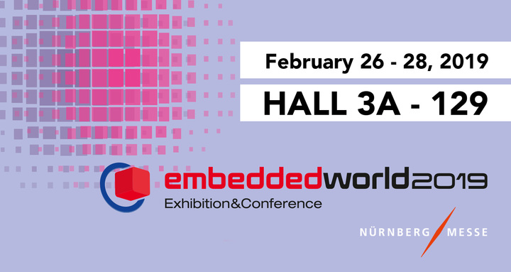 EMBEDDED WORD 2019 - INVITATION